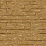 Деревянная striped предпосылка текстурированная волокном Стоковые Изображения