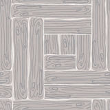 Деревянная striped предпосылка текстурированная волокном Стоковое фото RF
