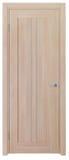 деревянное двери предпосылки белое Стоковые Фото