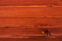 деревянное доски коричневое Стоковая Фотография RF