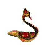 деревянное искусства покрашенное khokhloma русское традиционное Стоковые Изображения