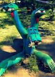 Деревянное искусство Стоковые Фотографии RF