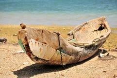 деревянное каня старое Стоковые Фото