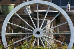 Деревянное колесо Стоковые Фотографии RF