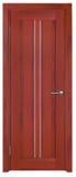 деревянное предпосылки изолированное дверью Стоковое фото RF