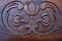 деревянное предпосылки старое Стоковое Изображение RF