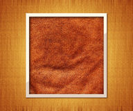 деревянное рамки предпосылки белое Стоковое Фото
