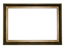 деревянное рамки старое Стоковые Фото