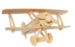 деревянное самолета модельное Стоковые Изображения