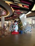 деревянное украшений рождества экологическое стоковое изображение