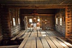 деревянное церков старое Стоковое фото RF