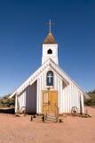 деревянное церков старое Стоковые Изображения RF