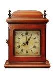 деревянное часов старое Стоковое Изображение RF