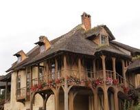 деревянное marie штольни antoinette старое Стоковые Изображения RF
