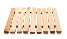 Деревянное Trivet Стоковое Фото