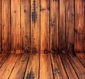 Деревянное walls2. Стоковые Изображения