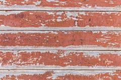 Деревянной marsala покрашенное текстурой коричневое Стоковое Изображение RF