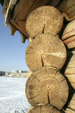 деревянно Стоковая Фотография