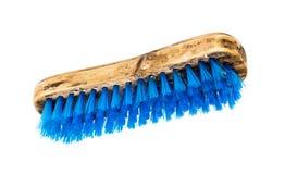 Деревянно scrub щетка Стоковые Фотографии RF
