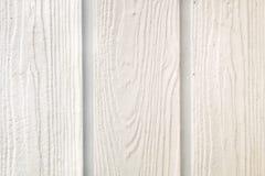 Деревянные белые текстура и картина для предпосылки и дизайна закрыто стоковые фотографии rf