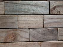 Деревянные блоки Стоковые Изображения RF