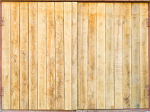 Деревянные двери Стоковая Фотография RF