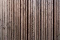 Деревянные доски с волнистым профилем стоковая фотография rf