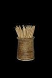 Деревянные зубочистки Стоковая Фотография RF