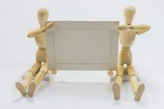 Деревянные куклы Стоковые Фотографии RF