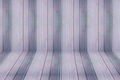 Деревянные обои и предпосылки текстуры пола стены комнаты Стоковое Изображение