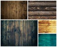 Деревянные доски Стоковая Фотография RF