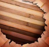 Деревянные панели используемые как предпосылка. Стоковые Фотографии RF
