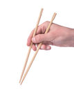 Деревянные палочки Стоковые Фотографии RF