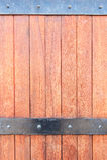 Деревянные предпосылка или текстура стены Стоковая Фотография