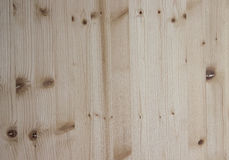 Деревянные планки с много узлами Стоковые Изображения RF