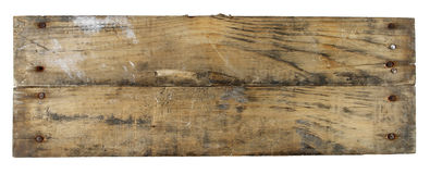 Деревянные планки Стоковое Изображение