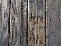 Деревянные планки Стоковое Фото