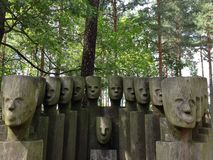 Деревянные стороны Стоковая Фотография RF