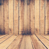 Деревянные текстура и перспектива предпосылки стоковое фото