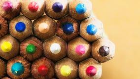 Деревянные цвета Стоковая Фотография RF