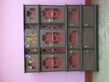 Деревянные шкафы Стоковая Фотография RF