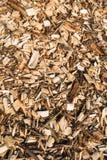 Деревянные щепки вверх закрывают стоковое изображение rf