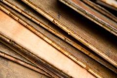 Деревянные floorboards стоковое изображение rf