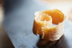 Деревянные shavings Стоковое фото RF