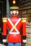 деревянный воин Стоковая Фотография