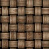 Деревянный естественный пол текстуры Стоковые Фотографии RF