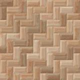Деревянный естественный пол текстуры Стоковая Фотография RF