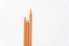 Деревянный карандаш Стоковая Фотография RF