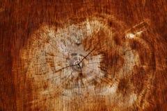 Деревянный конец-вверх текстуры Стоковое Изображение RF