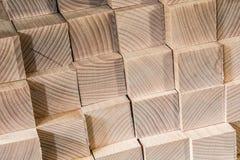 Деревянный конструкционный материал тимберса для предпосылки и текстуры Детализирует деревянную продукцию изделия из древесины со стоковое изображение